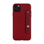 iphone-11-pro-Hand-Strap-Digital-Nomad-iPhone-Case-Wine-Red