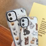 Personality-cute-dog-soft-TPU-mobile-phone case iphone 11 pro max the phone stuff