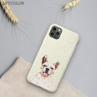 Phone 11 Case Eco-Friendly Biodegradable Stop Plastic