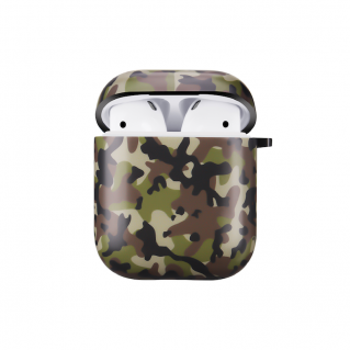 Airpods Case Gen 1/ Gen 2 Camo Military Pattern